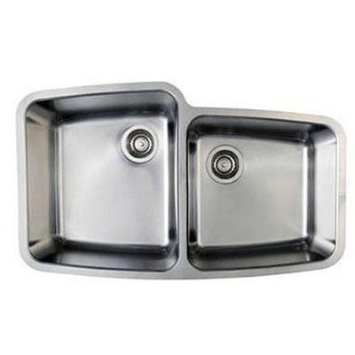 Blanco Performa Undermount Medium 1-3/4 Double Bowl