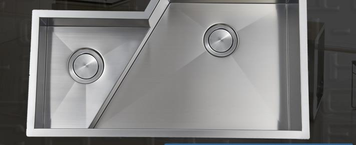 C-Tech Louvre VLS Bardot- Kitchen Sink