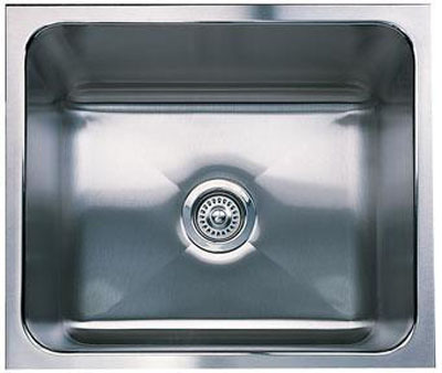 "Blanco Magnum Undermount 21"" Single Bowl Sink - 7-1/2"" Deep"