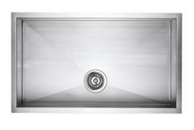 Suneli F3219S 16 Gauge Undermount Single Bowl Stainless Steel Sink