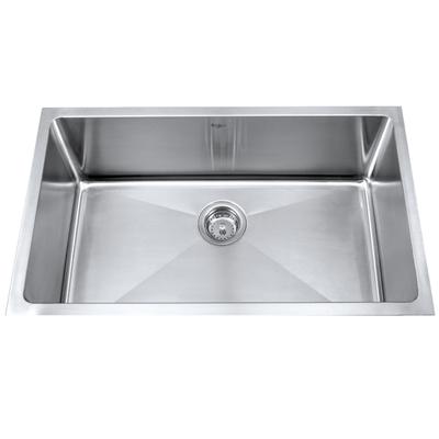 30 Stainless Steel Sink : ... Steel Kitchen Sink KHU100-30 Stainless Sinks Stainless Steel Sinks