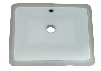 Pelican PL-3639 Porcelain Undermount Sink