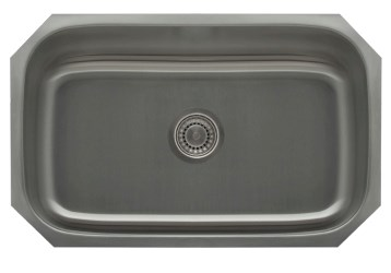 Pelican PL-VS3018 Single Bowl Undermount Sink