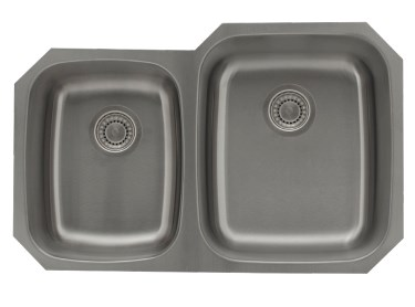 Pelican PL-VS4060 Double Bowl Undermount Sinks