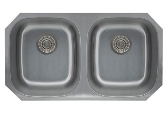 Pelican PL-VS5050 Double Bowl Undermount Sink