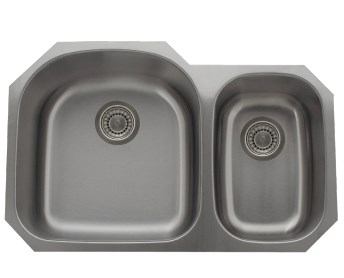 Pelican PL-VS7030 Double Bowl Undermount Sink