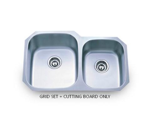Pelican 801 Grid Set + Cutting Board