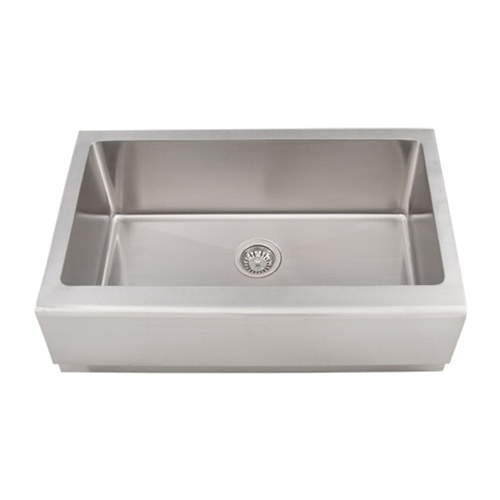 Corner Apron Sink : Ticor S4405 Tight Radius Corner 33