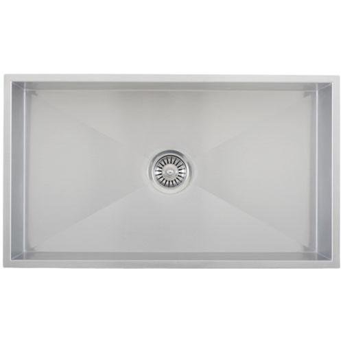 Ticor Sinks : Sinks / Ticor S6503 Undermount 16-Gauge Stainless Steel Kitchen Sink ...
