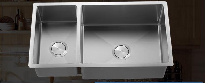 C-Tech Attalia VLZ-3070 Serrenti- Kitchen Sink