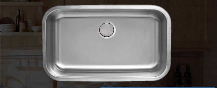 C-Tech Attalia VLS-770s Milas- Kitchen Sink