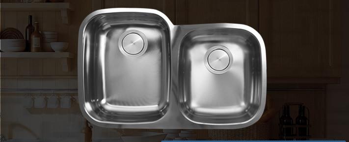 C-Tech Attalia VLS-803d/6040 Efes- Kitchen Sink