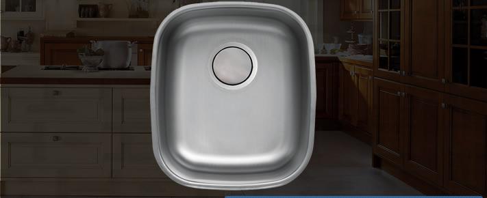 C- Tech Cucina VLS-BS377's- Kitchen Sink