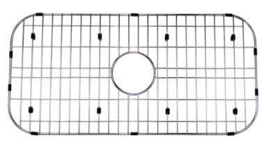 GRID Only (G232 K) for the Alpha International U-232 Undermount Single Bowl Stainless Steel Sink