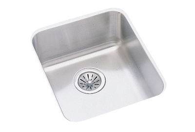 Elkay 13x16 Undermount Single Bowl Sink ELUH1316