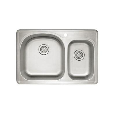 Blanco Spex II 1.6 Double Bowl Drop-In Sink