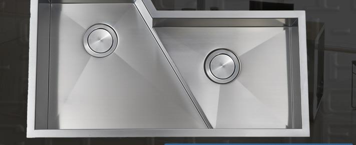 C-Tech Louvre VLS Giselle- Kitchen Sink