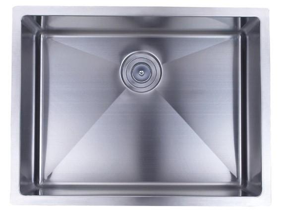 """26"""" Stainless Steel Undermount Kitchen / Bar Sink TZ2620"""