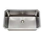 "30"" Stainless Steel Single Bowl Undermount Sink PY-PS010"