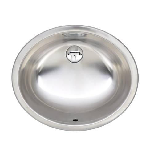 Wells Sinkware 20 Gauge Single Bowl Undermount Stainless Steel Kitchen/ Bar Sink JZU2017-7