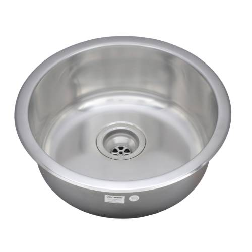 Wells Sinkware 18 Gauge Single Bowl Undermount Stainless Steel Kitchen/ Bar Sink JZU1919-8