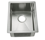 C-Tech-I Linea Amano Adria LI-1300 Single Bowl Stainless Steel Sink