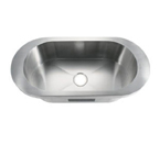 C-Tech-I Linea Amano Felino LI-1600 Single Bowl Stainless Steel Sink