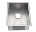C-Tech-I Linea Amano Piansano LI-2500 Single Bowl Stainless Steel Sink