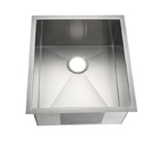 C-Tech-I Linea Amano Ocre LI-2600 Single Bowl Stainless Steel Sink