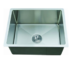 C-Tech-I Linea Amano Trevi LI-2900-R Single Bowl Stainless Steel Sink