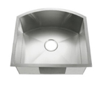 C-Tech-I Linea Amano Bari LI-3000-B Single Bowl Stainless Steel Sink