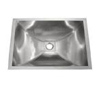 C-Tech-I Linea Amano Acera LI-SV-16 Stainless Steel Vanity Sink