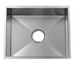 C-Tech-I Linea Beoni Alicante LI-UK-S900 Single Bowl Stainless Steel Sink