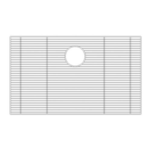Wells Sinkware  Stainless Steel Kitchen Sink Grid GCS3018