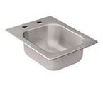 Moen 22246 Camelot Stainless Steel 20 Gauge Single Bowl Drop In Sink