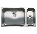 Blanco Spex Undermount 1-1/2 Double Bowl Sink