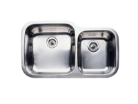 Blanco S Supreme Double Bowl Undermount Sink 512-729