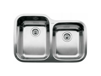 Blanco Supreme Double Bowl Undermount Sink 510-887