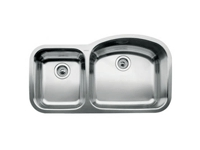 Blanco Blancowave Double Bowl Undermount Sink 510-882-R