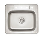 Blanco Spex II Medium Single Bowl Drop-In Sink