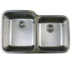 Blanco Stellar Undermount 1-3/4 Double Bowl Sink