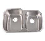 Mazi 917L Undermount Stainless Steel Sink