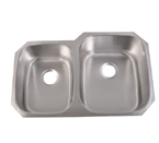 Mazi 917R Undermount Stainless Steel Kitchen Sink
