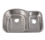Mazi 905 Undermount Stainless Steel Sink