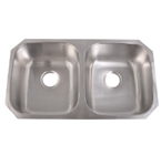 Mazi 206 Undermount Stainless Steel Sink