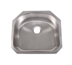 Mazi 307 Undermount Stainless Steel Sink
