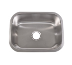 Mazi 301 Undermount Stainless Steel Bar Sink