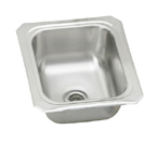 Elkay Gourmet Celebrity BCFR1315 Topmount Single Bowl Stainless Steel Sink