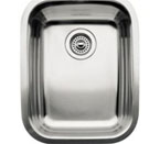 "Blanco Blancospex Undermount 15-9/16"" Single Bowl Sink"
