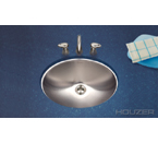 Houzer Club Undermount Lavatory Oval CH-1800-1